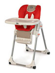 Chicco Polly High Chair 2007 Race