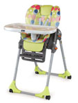 Chicco Polly High Chair 2007 Splash