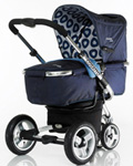 Cosatto Mobi with Carrycot Blue