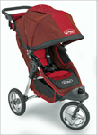 Baby Jogger City Elite 2008 Red Black