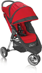Baby Jogger City Mini 2008 Red Black