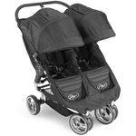 Baby Jogger City Mini Double 2008 Black