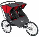 Baby Jogger Performance Double 2008 Black Red