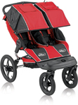 Baby Jogger Summit 360 Double 2008 Red Black