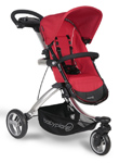 Baby Planet Max Traveler Red