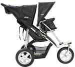 Jeep Classic Duo stroller Toddler Seat